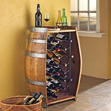 wine barrel wine rack furniture. anyone have a spare wine barrel i want to make this with rack half furniture 7