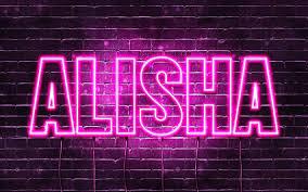 alisha 4k wallpapers