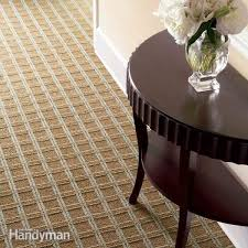 Carpet Quality Chart How To Choose Carpet Family Handyman