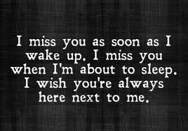 Missing You Quotes For Her Interesting Missing Quotes For Her WishesGreeting