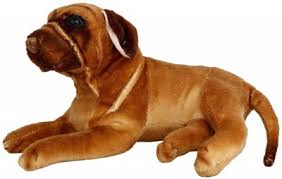 CREATIVEVILLA CUTE BROWN DOG <b>STUFFED PLUSH</b> SOFT TOY ...