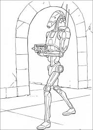 Clone Wars Coloring Pages At Getdrawingscom Free For Personal Use
