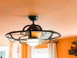 lamp farmhouse ceiling fan orange