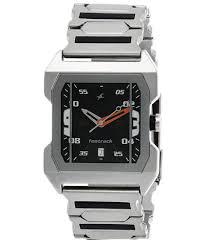 fastrack black analogue watch ng1474sm02 buy fastrack black fastrack black analogue watch ng1474sm02