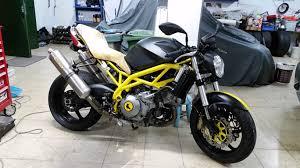 raptor 1000 caferacer project 20161122 185549 jpg