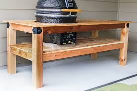 sst grill table 13