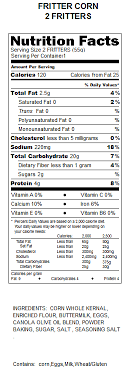 nutrition labels getting started