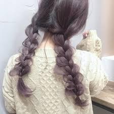 不器用だって髪型オシャレさんに変身三つ編みで作る簡単ヘアアレンジ