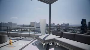 Mgm 2 Bedroom Suites A Virtual Tour Of A Skyline Terrace Suite At Mgm Grand Las Vegas