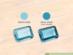 Aquamarine Price Chart 3 Ways To Buy Aquamarine Gemstone Wikihow