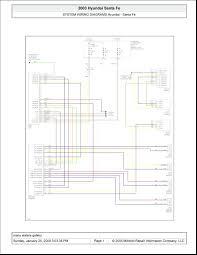 hyundai santa fe stereo wiring diagram wiring diagram for you • 2005 hyundai santa fe wiring diagrams easy wiring diagrams rh 41 superpole exhausts de 2003 hyundai