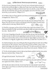Texte Zur Hochzeit Ehe Christliche Perlen