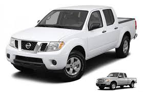 Nissan Frontier Wants Ranger Sales - PickupTrucks.com News