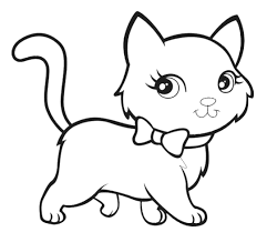 Small Picture A Cat Coloring Page cat coloring pages koloringpages cat for