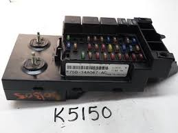 97 98 expedition f150 f250 98 navigator fusebox fuse box relay 97 98 expedition f150 f250 98 navigator fusebox fuse box relay unit module k5150 f75b