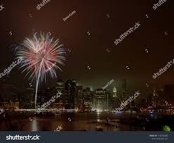 Skyline Festival Of Lights Discount Diwali Festival Lights Fireworks On East Stock Photo Edit
