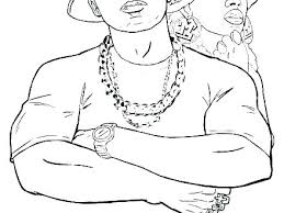 Gangster Coloring Pages Gangsta Coloring Pages Gangster Coloring