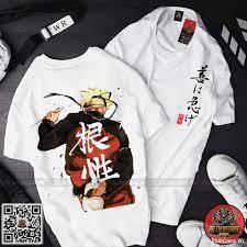 Áo thun Naruto ATT-01 Mẫu mới cực đẹp / Áo Naruto Uzumaki Unisex nam nữ, áo  phông có size bé cho trẻ em ️ AoThunGameVn giá cạnh tranh