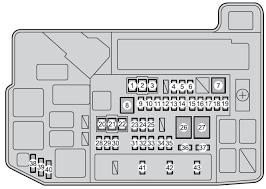 toyota prius from fuse box diagram auto genius toyota prius from 2012 fuse box diagram