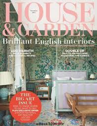 house and garden magazine. Exellent Magazine House U0026 Garden UK  November 2017 Inside And Magazine U