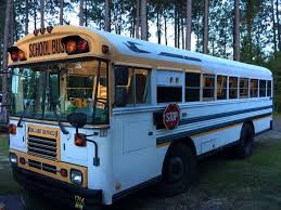 What Its Like Living In A School Bus Conversion The Good