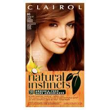 Natural Instincts Light Golden Red Clairol Natural Instincts Hair Color 7gr Light Golden Red 1 Kit