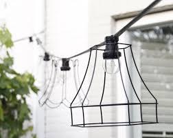 Lampenkapjes Lichtsnoer Lampen Tuin Ideeën Tuin En Balkon Tuin