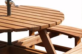 furniture captivating picnic table and chairs 28 garden woodpicnictable pt1303 brn kmswm0003 picnic chairs