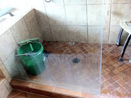 hard water stains on glass shower doors best clean toilet stains ideas on best