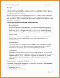 Combination Resume Template Word Hybrid Executive Templates 2013