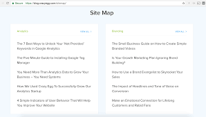 What Are the SEO Benefits of XML & HTML Sitemaps?