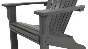 recycled plastic adirondack chairs. Seashell Recycled Plastic Adirondack Chair Contemporary Chairs Inside 17 C