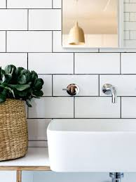 white subway tiles with black grout. Interesting With Subway Tiles In Bath With Dark Grout In White Tiles With Black Grout A