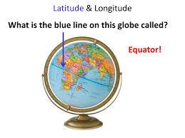 Ppt Latitude And Longitude Powerpoint Presentation Id 2686170