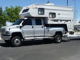 Four Different Types of Truck Campers, Which One Is Right for You ...