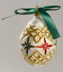Waterford Holiday Heirloom Ornaments <b>Christmas Star Egg</b> - With ...