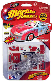Light Up Marble Racer Buy Krazy Kars Light Up Marble Racers Fire Chief Online At