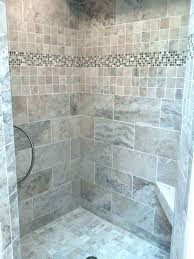 cost to tile a shower average walls of installation