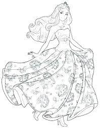 Coloring Pages Of Barbie Princess Psubarstoolcom