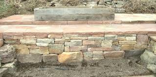 stackable stone retaining wall dry stack retaining wall retaining wall blocks dry stack stone wall dry