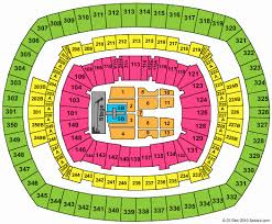 Gillette Interactive Seating Chart Inspirational Gillette Stadium Seating Chart Kenny Chesney