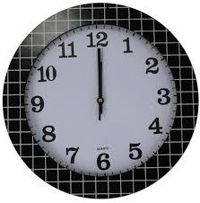 london clock co 35 cm black marble wall