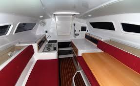 cabin the interior