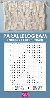 298 Best Knitting Chart Patterns Images In 2019 Knitting