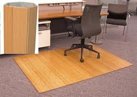 bamboo chair mats for carpet. Gorgeous Bamboo Chair Mats For Carpet And Office Floor Protector Wood Mat Hard F