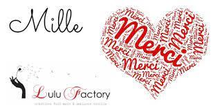 To favorites 1 download album. Mille Mercis A Vous Surtout Lulu Factory