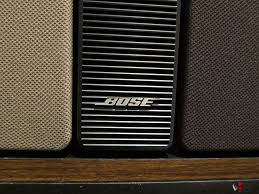 bose 301 series ii. vintage bose 301 series ii speakers ii