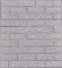 China Wall Brick PE Textured Design ...