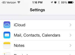 How To Change An Email Account Password On The Iphone 5