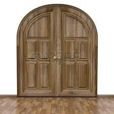 closed door clipart. Closed Double Door Clipart